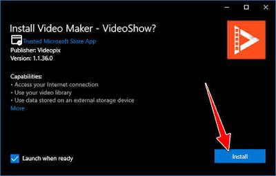 صانع الفيديو للكمبيوتر