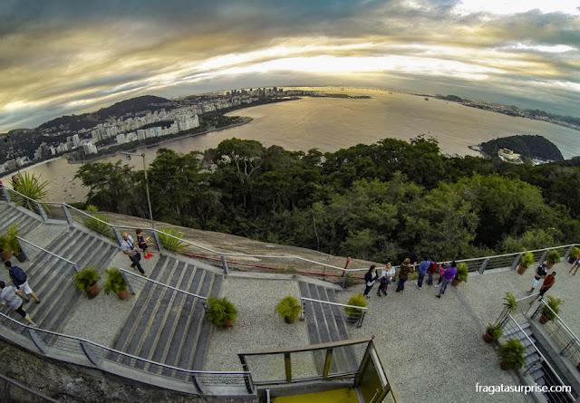 Vista do Morro da Urca, Rio de Janeiro