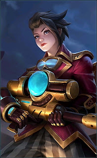 Kimmy Steam Researcher Heroes Marksman Mage of Skins V1