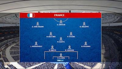 PES 2017 New Scoreboard FIFA World Cup 2018 by AZ Mods