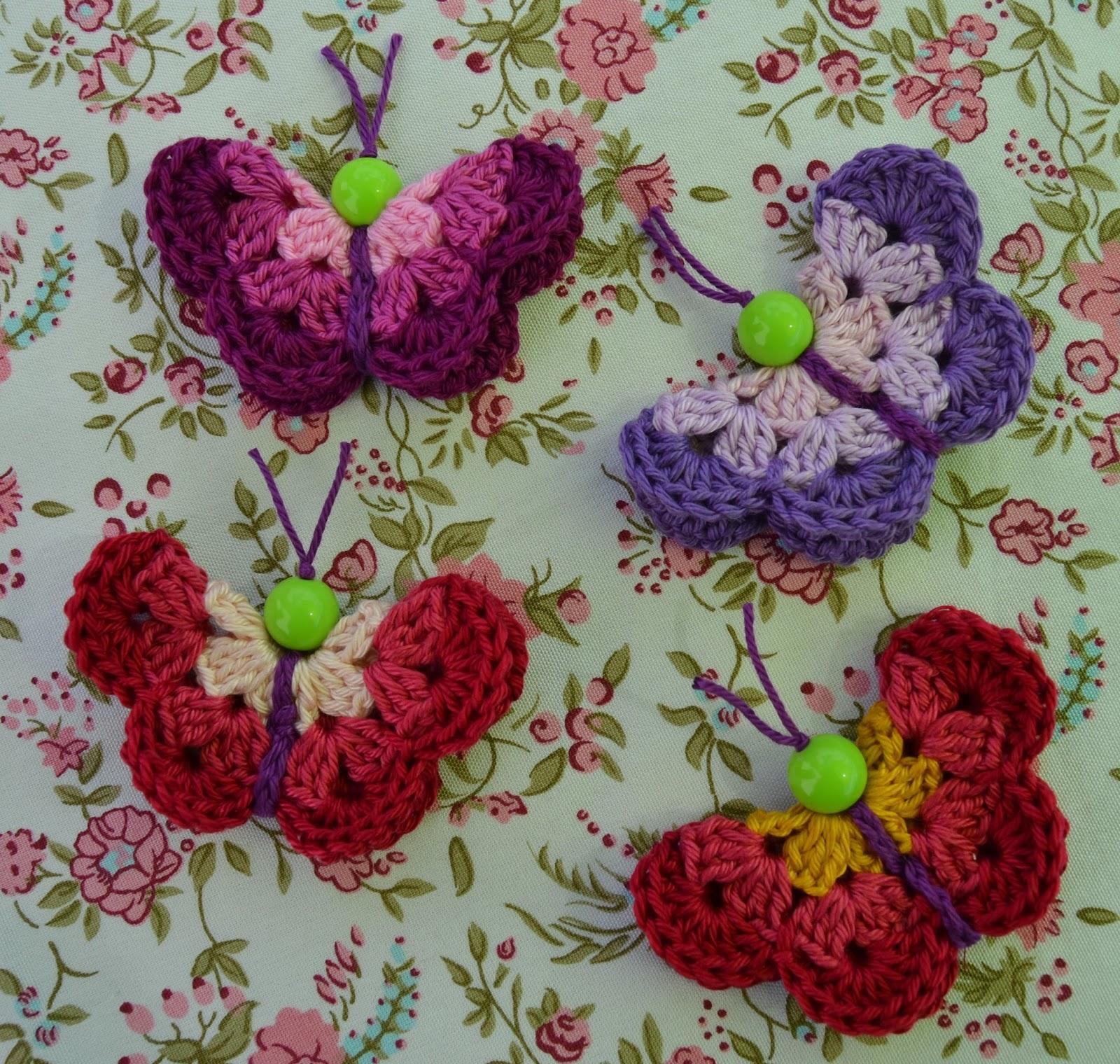 Atelier Marie Lucienne Butterflies Schmetterlinge