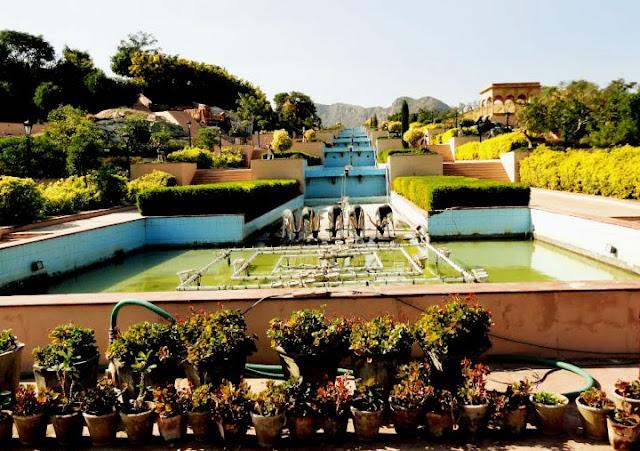 Rajiv Gandhi Park Udaipur