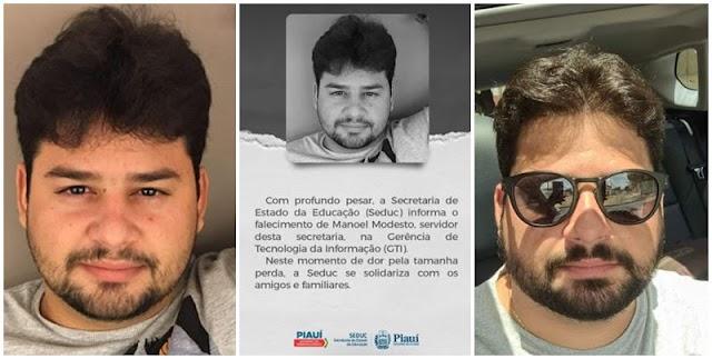 Funcionário da Seduc morre vítima da covid-19 no Piauí
