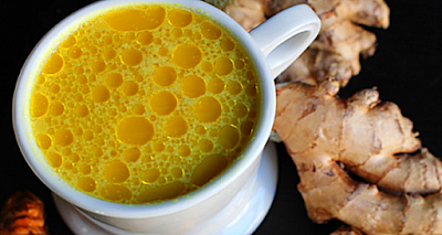 Lemon Ginger Turmeric Tea: A Medicinal Drink To Heal And Prevent Colds And The Flu