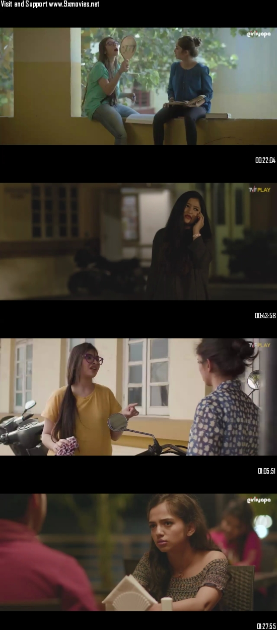 Girls Hostel 2018 S02 Hindi Complete 720p 480p WEB-DL 900MB