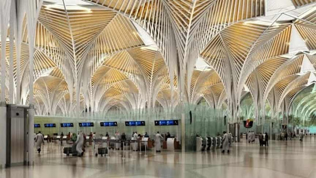 For the First Time, 3 Saudi Airports are among the Top 100 in the World - Saudi-Expatriates.com