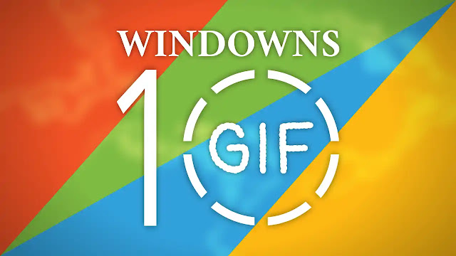 Convert Images To Animated GIF In Windows 10