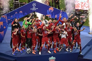 Liverpool earn €108m for winning UEFA Champions League title.