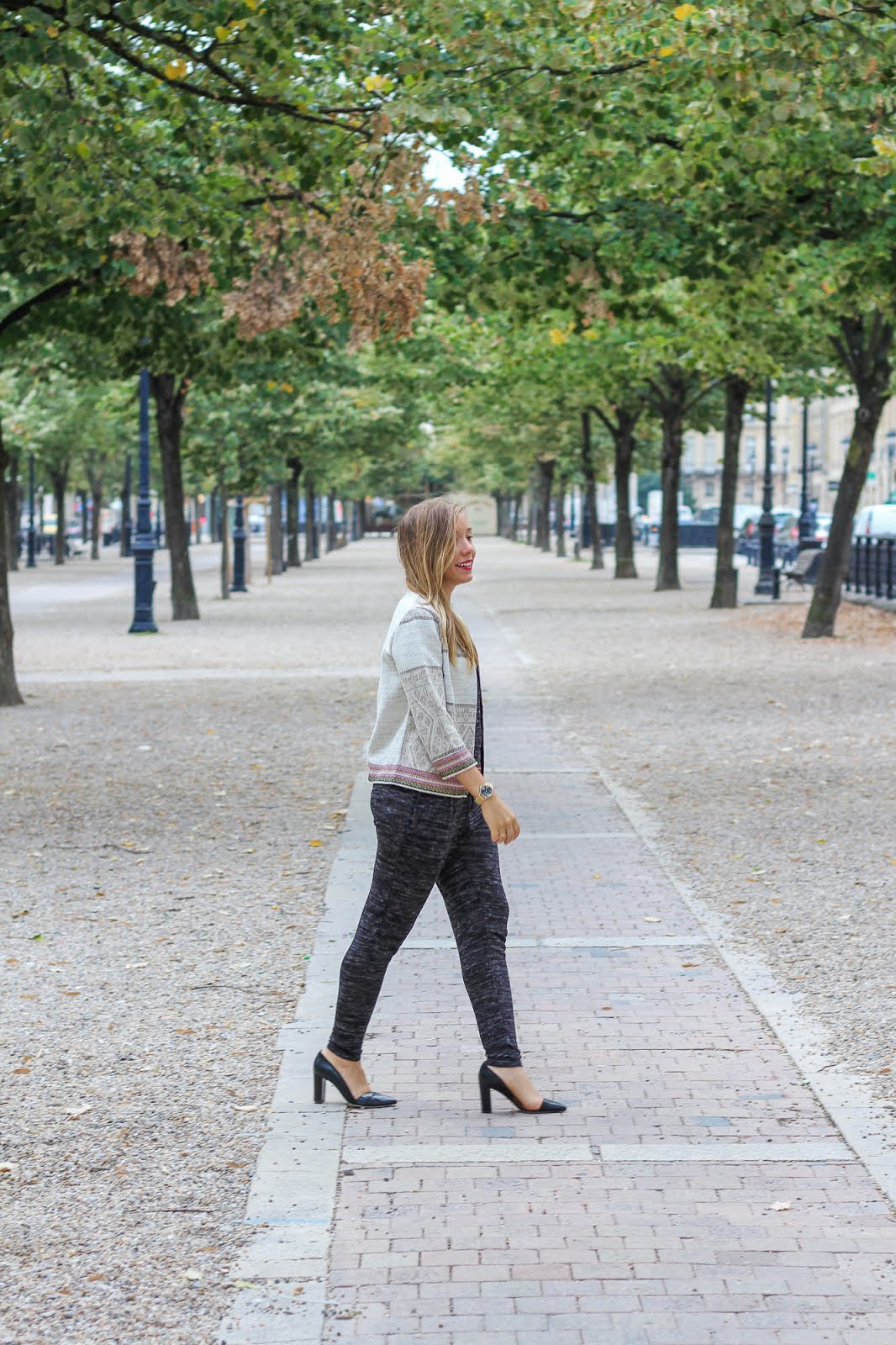 blog mode tenue Casual Chic