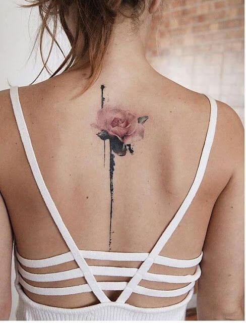 tattoo small rose