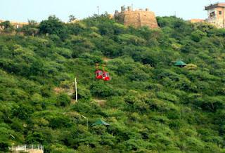 Rope Way Udaipur, Karni mata Rope Way, Karnimata Rope Way, Dudh Talai Rope Way Udaipur, Heritage Sites in Udaipur, Heritage of India, Indian Heritage, Udaipur Tourism, Tourist Information of Udaipur, Udaipur Tourist Information, Udaipur Tourist Attractions