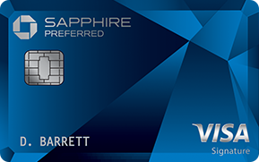 Review: Chase Sapphire Preferred [60,000 Bonus Chase Ultimate Rewards Points]