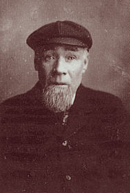 Golfer Bob Ferguson won the British Open three straight years in the 1880s