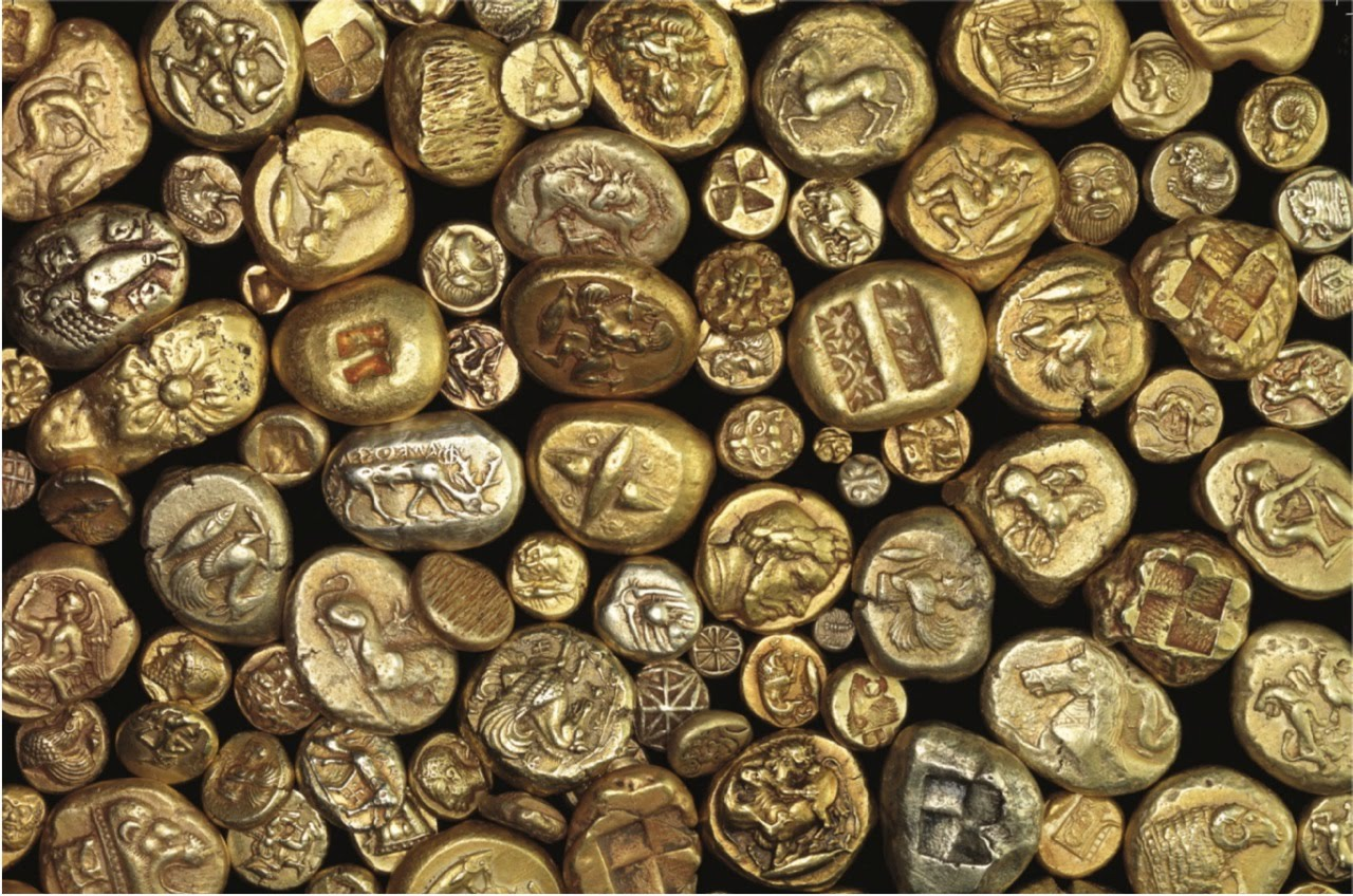Indulgences: collecting ancient coins - barakat gallery stor.