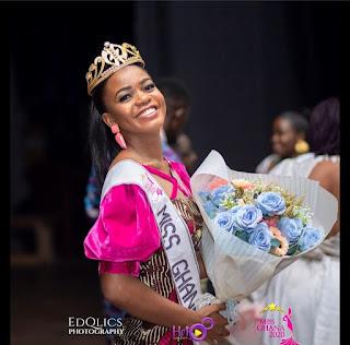 Monique mawulawe Agbedekpu, miss ghana 2020, modelsgistafrica