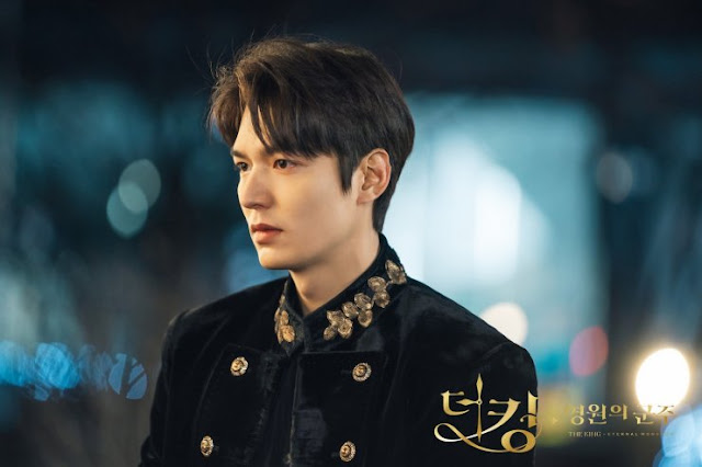 The King: Eternal Monarch lee min ho