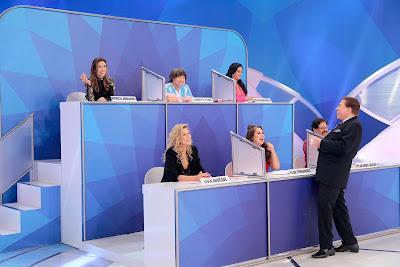Silvio no Jogo dos Pontinhos (Crédito: Lourival Ribeiro/SBT)
