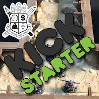 New Kickstarter (That I'm Backing): 3D Printable Fantasy Dwarven Mine RPG Dungeon Tiles