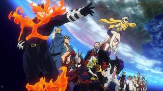 ヒロアカ アニメ | プロヒーロー | My Hero Academia Pro Heroes | Hello Anime !