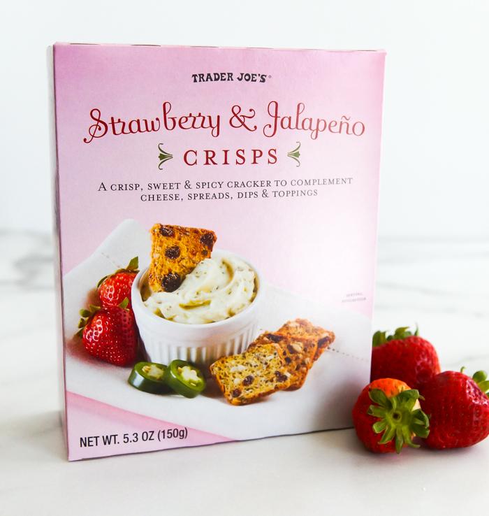 Trader Joe's Strawberry and Jalapeño Crisps Review