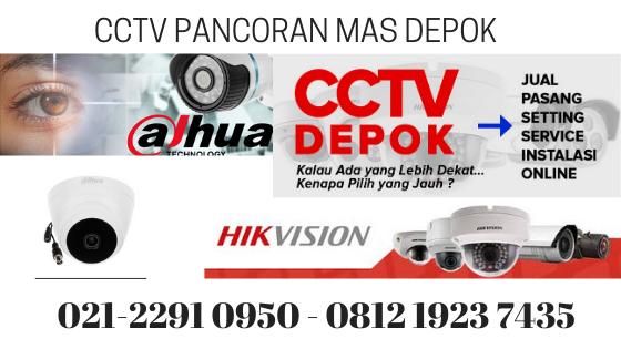 Jual CCTV Pancoran Mas
