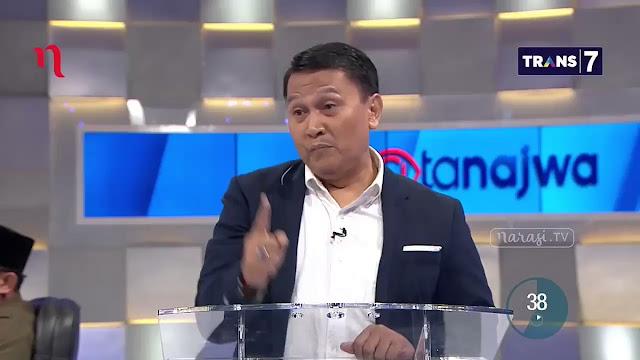 Mardani: Kalian Harus Tau Bahwa Jaman Dulu yang Anti Islam adalah Komunis