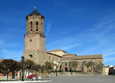 Iglesia de Villafáfila