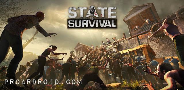 State of Survival نسخة مهكرة
