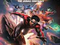 Download Film Teen Titans: The Judas Contract (2017) Bluray 720p Sub Indonesia