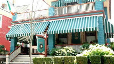Winward House Bed & Breakfast Inn in Cape May New Jersey