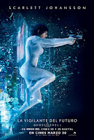 La Vigilante del Futuro / Ghost in the Shell: El Alma de la Máquina