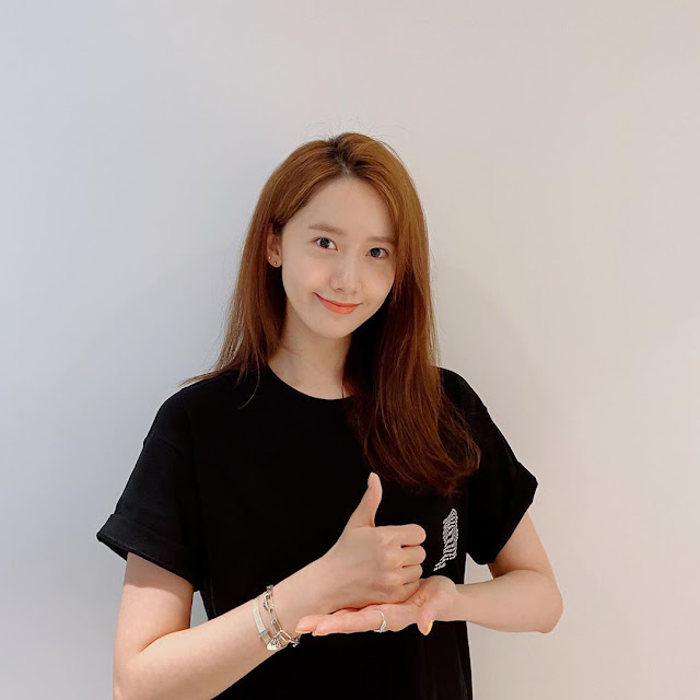 snsd yoona thanks to challenge