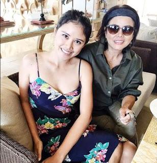 Kumpulan Foto Cantik Inesh Putri Tjiptadi