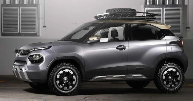 Tata HBX SUV 2020 Price in India,Launch date,Specs & Review, HBX images -MergeZone