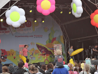 Dick and Dom at Lollibop 2013
