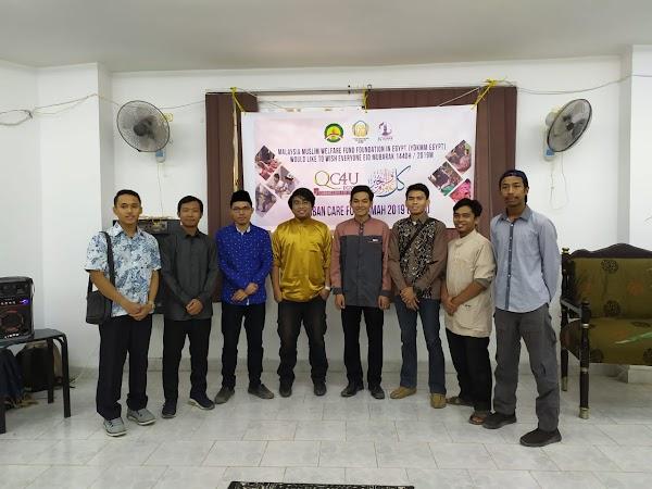 MQC4U Eratkan Hubungan Warga Malaysia dan Indonesia di Mesir