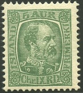 Iceland - 1902 - King Christian IX - 5a