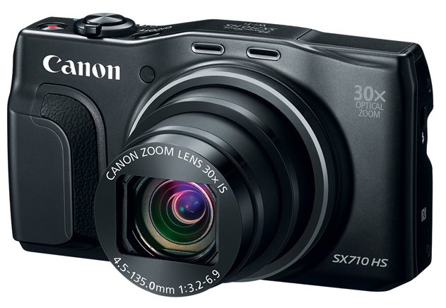 Canon PowerShot SX710 HS: Links to professional / consumer reviews