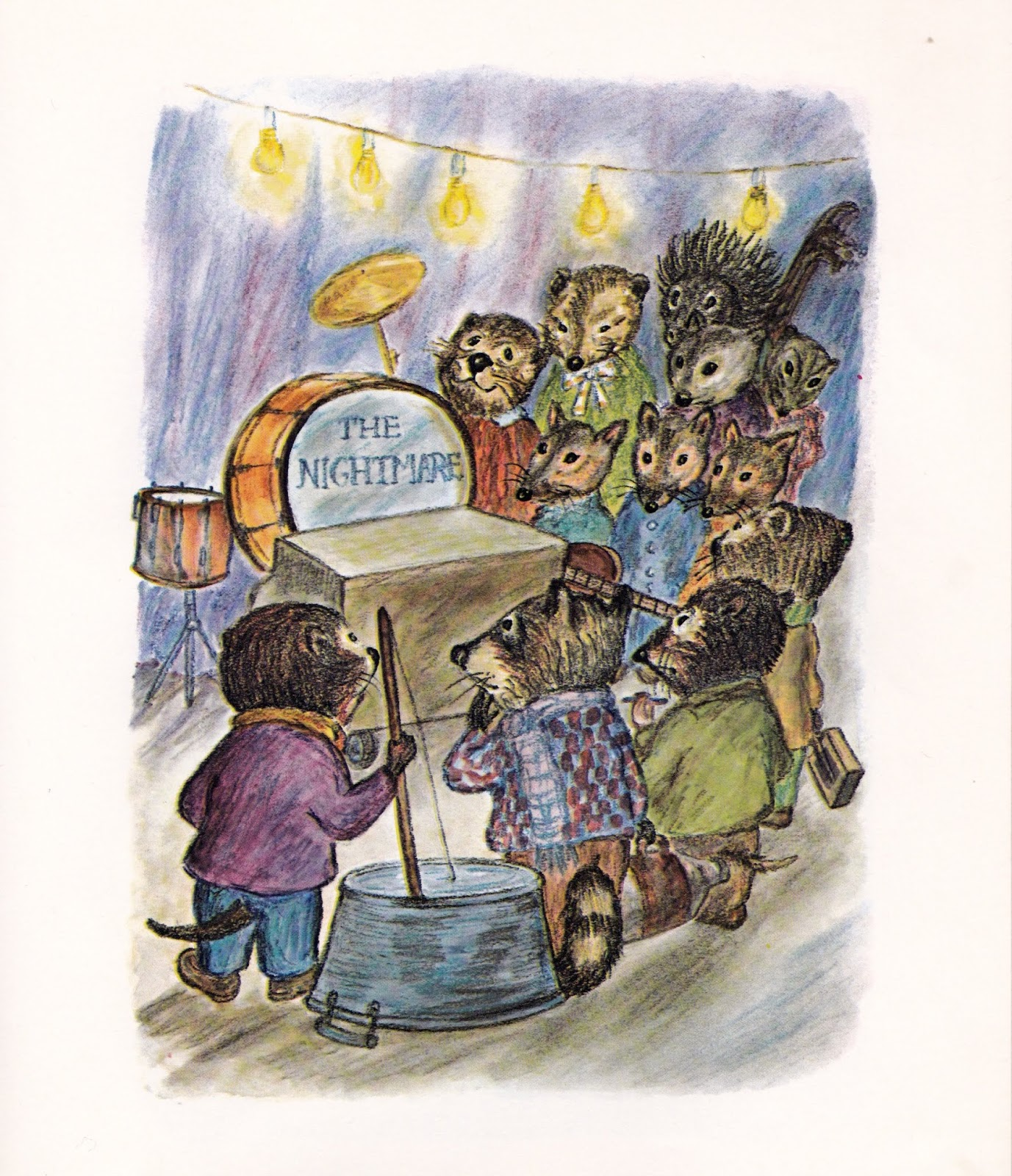 Emmet Otters Jug Band Christmas Book.My Retro Reads Emmet Otter S Jug Band Christmas By
