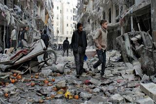 یەکێتی ئەوروپا کۆمەکی سوریا دەکات