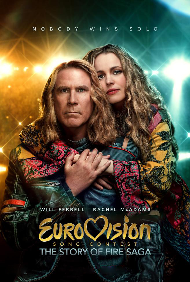 Eurovision Song Contest: The Story of Fire Saga [2020] [CUSTOM HD] [DVDR] [NTSC] [Latino]