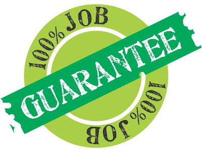 100 Days Guaranteed Employment For Urban Youth
