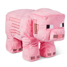 Minecraft Jay Franco Pig Plush