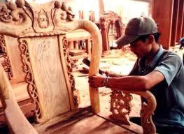 đánh vecni đồ gỗ, sơn pu đồ gỗ