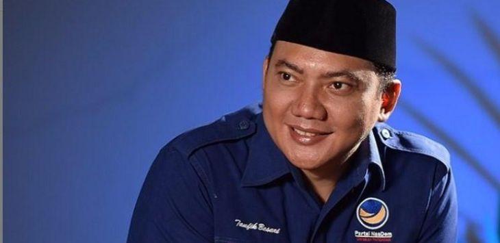 Covid-19 Masuk DPR RI, Ketua DPP Partai Nasdem Jadi Korban