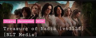 Download now TREASURE OF NADIA latest version v63121