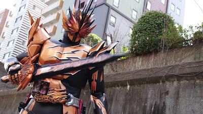 Kamen Rider Saber Episode 34 Clips