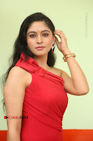 Actress Zahida Sam Latest Stills in Red Long Dress at Badragiri Movie Opening .COM 0006.JPG