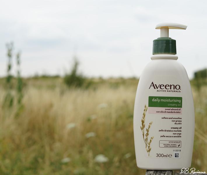 Aveeno Daily Moisturising Range Creamy Oil