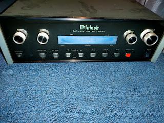 Mcintosh Mc 45 pre amp (Used) IMG20210428101226
